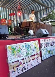 DJ SAIZ @ Tous À Moulins 2012