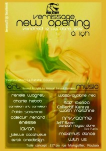 New Opening Art & Music @ Toiles Concept (Rbx)