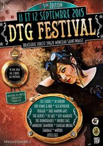 Affiche DTG Festival